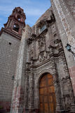 Church in San Miguel Royalty Free Stock Photography