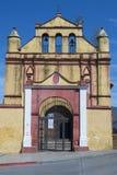 Church of San Nicolas in San Cristobal de las Casas Royalty Free Stock Images