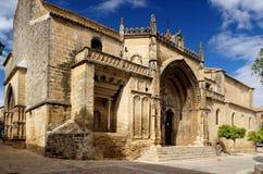 Church of San Pablo Royalty Free Stock Image