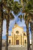 Church of San Pablo in Malaga. Church of San Pablo, Malaga, Spain Royalty Free Stock Photos