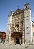 Church of San Pablo Stock Image
