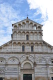 Church of San Paolo a Ripa d'Arno, Pisa Royalty Free Stock Images