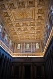 Church. San paolo rome italia church Stock Images