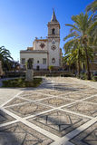 Church of San Pedro Stock Photography
