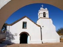 Church of San Pedro de Aracama Royalty Free Stock Photos