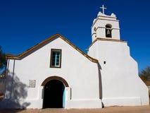 Church of San Pedro de Aracama Royalty Free Stock Photo
