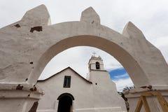 Church of San Pedro de Atacama Royalty Free Stock Photo