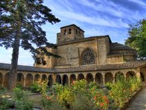 Church of San Pedro de la Rua Royalty Free Stock Image