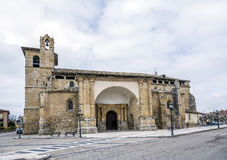 Church of San Pedro in Fromista Stock Photography