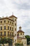 Church of San Pedro, Malaga Royalty Free Stock Photo