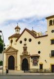 Church of San Pedro, Malaga Stock Image