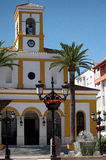 Church in San Pedro, Marbella Stock Photos
