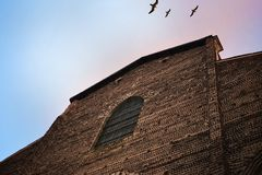 Church of San Petronio - Bologna Stock Photo