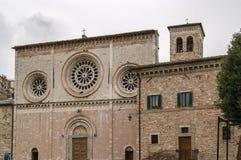 Church of San Pietro, Assisi Stock Photos