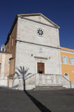 The Church of San Pietro in Montorio Stock Photography
