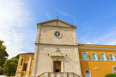 The Church of San Pietro in Montorio in Rome, Italy. Stock Images