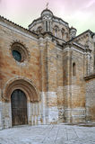 Church of San Salvador Royalty Free Stock Photo