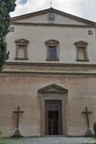 Church of San Salvatore al Monte in Florence, Italy Stock Photos