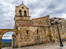 Church of San Vicente Royalty Free Stock Photos