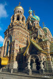 Church in Sankt- Petersburg Stock Photos