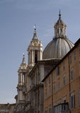 Church Sant'Agnese in Agone Royalty Free Stock Photos