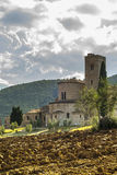 Sant'Antimo (Tuscany) Stock Images