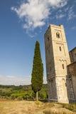 Sant'Antimo (Tuscany) Royalty Free Stock Image