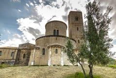 Sant'Antimo (Tuscany) Royalty Free Stock Photos