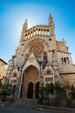 The church of Sant Bartomeu in Soller. The church of Sant Bartomeu (Saint Bartholomew) in Soller, Majorca, Spain royalty free stock photo