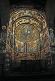 Church of Sant Climent de Taüll royalty free stock images
