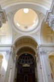 Church of Sant'Emiliano in Trevi Stock Images