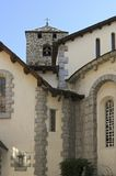 Church Sant Esteve, Royalty Free Stock Photo