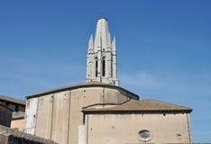 Church of Sant Feliu Stock Photos
