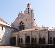 Church of Sant Francisco  in Palencia Royalty Free Stock Photo
