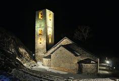 Church of Sant Joan de Taüll Royalty Free Stock Photo