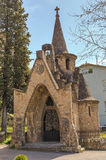 Church of sant marti de sentfores Stock Image