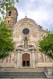 Church of Sant Marti Sant Celoni Stock Images