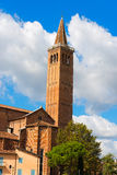 Church of Santa Anastasia - Verona Italy Royalty Free Stock Images