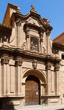 Church of Santa Anna. Murcia Royalty Free Stock Images