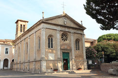 The church of Santa Aurea Royalty Free Stock Photo