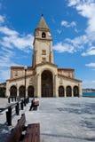 Church of Santa Catalina Royalty Free Stock Images