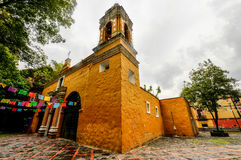 Church of Santa Catarina Stock Photo