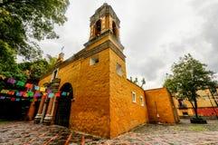 Church of Santa Catarina Stock Photo
