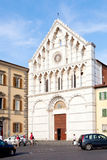 Church of Santa Caterina d'Alessandria Stock Photography