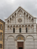 Church Santa Caterina in Pisa Royalty Free Stock Photo