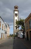 Church in Santa Cruz de Tenerife Stock Photos