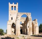 Church of Santa Eulalia in Palenzuela Royalty Free Stock Photo
