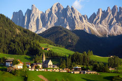 Church Santa Maddalena Royalty Free Stock Photos