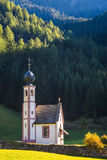The church of Santa Maddalena Stock Photos