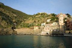 The Church of Santa Margherita Stock Photography